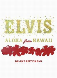 Cover Elvis Presley - Elvis: Aloha From Hawaii [DVD]